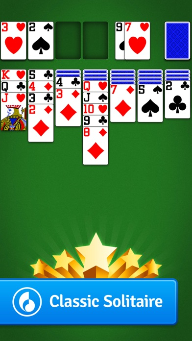 Solitaire by MobilityWare screenshot one