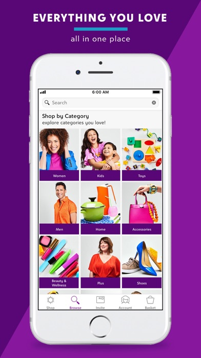 Screenshot for Zulily in United States App Store