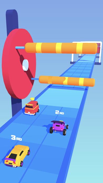 Crazy Race - Smash Cars! screenshot 3