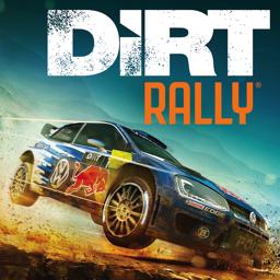 Ícone do app DiRT Rally