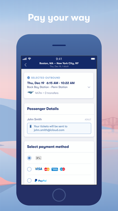 Download Omio: Book train, bus & flight for Android