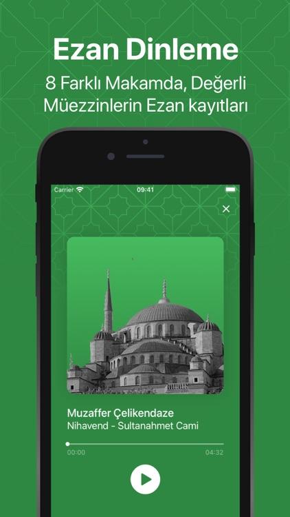 Namaz Vakitleri: Ezan saati screenshot-3