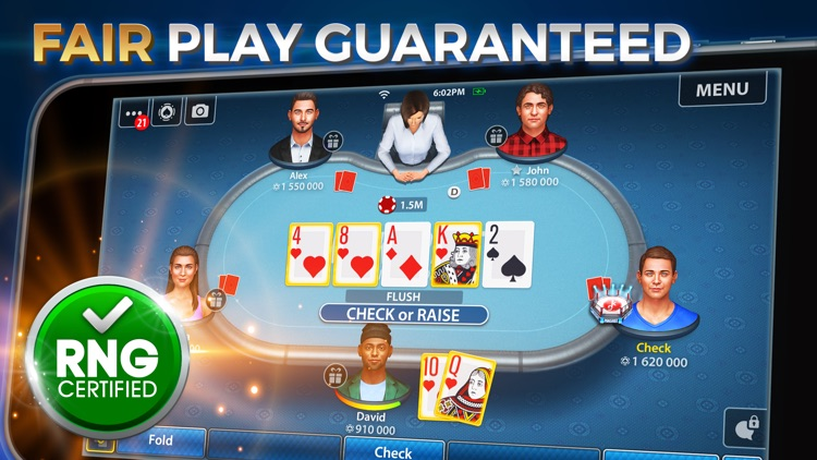 Texas Poker: Pokerist Pro screenshot-0
