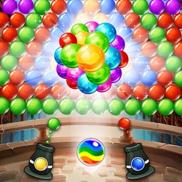 Bubble Shooter Rainbow - Shoot