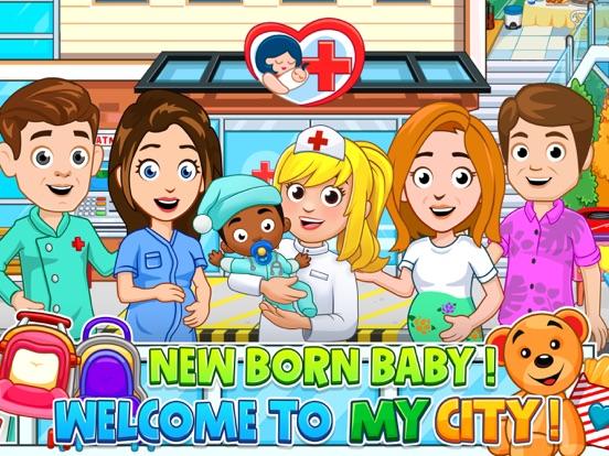 My City : Newborn Babyのおすすめ画像1