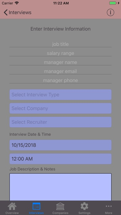 Screenshot #10 for Lavo.ro - job reference