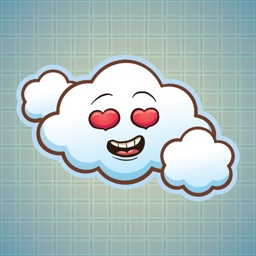 Sticker Me Tricky Cloud