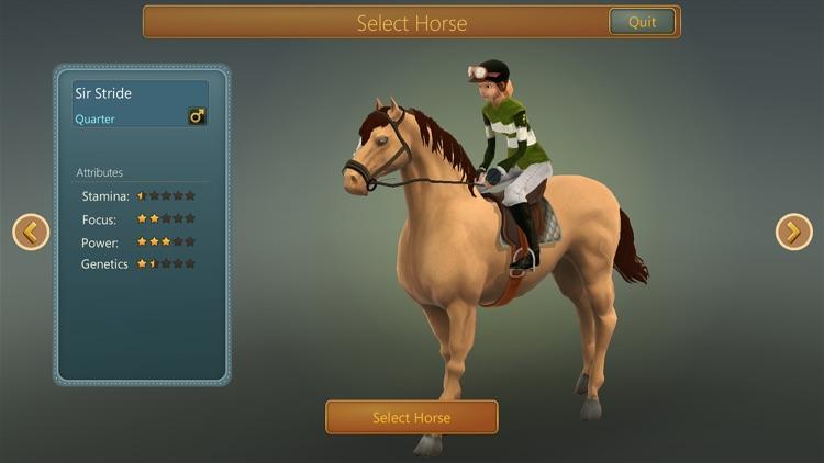 Race Horses Champions 3 screenshot-4