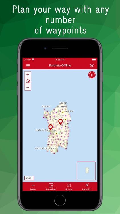 Sardinia Offline screenshot-8