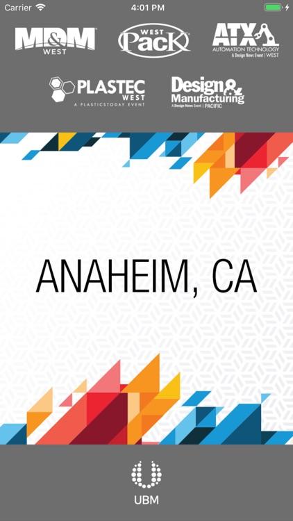 UBM Anaheim