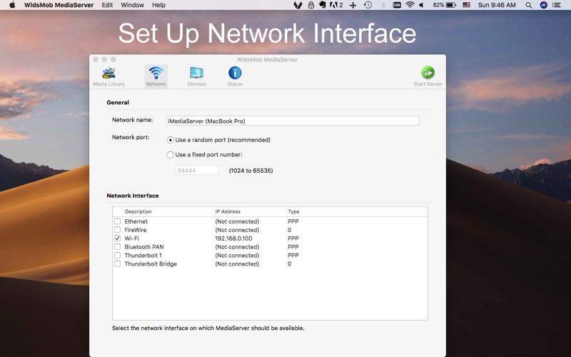 WidsMob MediaServer screenshot 4