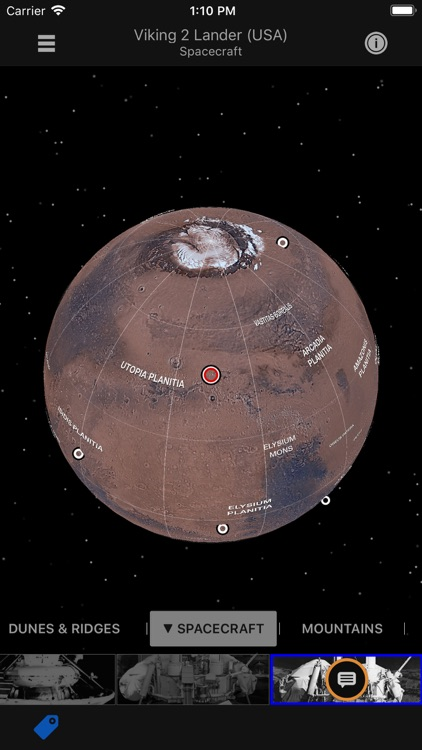 Mars Information Atlas Lite