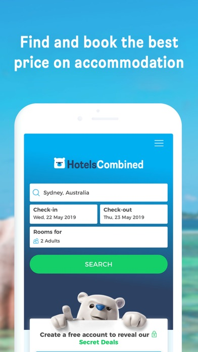 Download HotelsCombined: Hotel Search for Pc