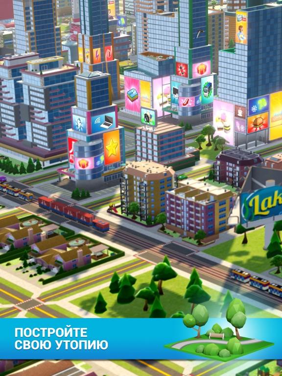 Citytopia на iPad