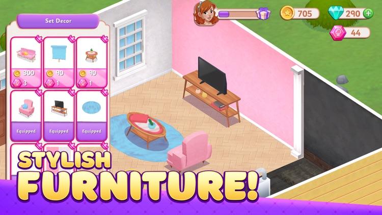 Decor Dream - Home Design Game screenshot-4