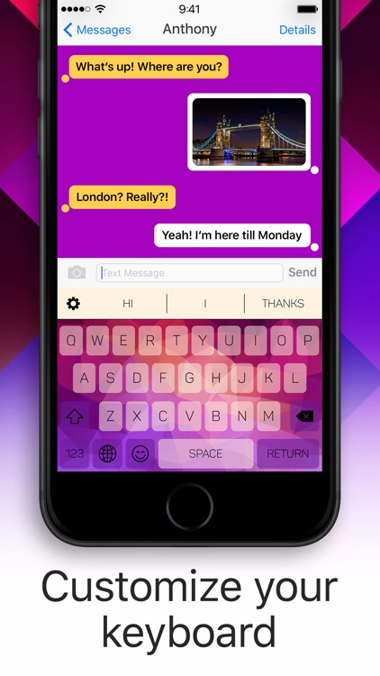 Color Keyboard: Themes & Skins