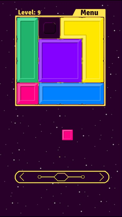 Screenshot #6 for Fill me up - Block Fitting Puz