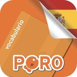 PORO - Spanish Vocabulary