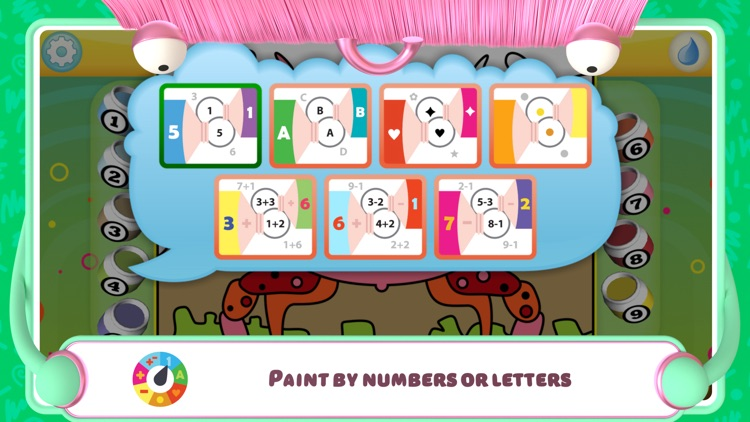 Color by Numbers - Animals + screenshot-6