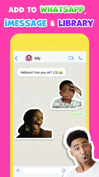 Sticker Now - Emoji & Memes Screenshot