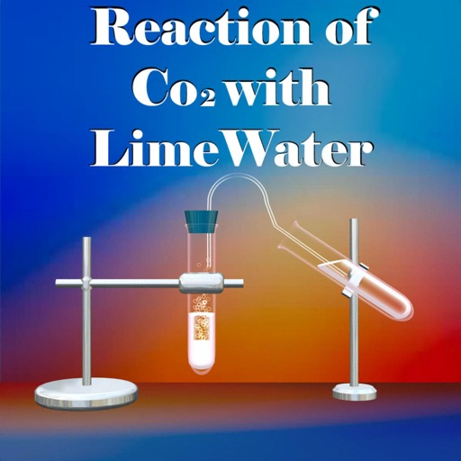 Reaction of Co2 with Limewater