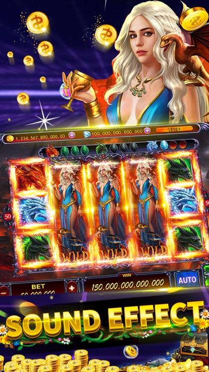 Casino Slots-Golde Casino Game