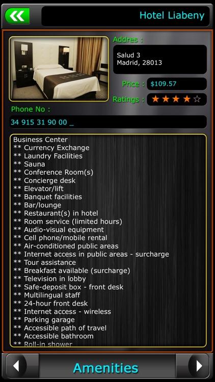 Madrid Offline Travel Guide screenshot-3
