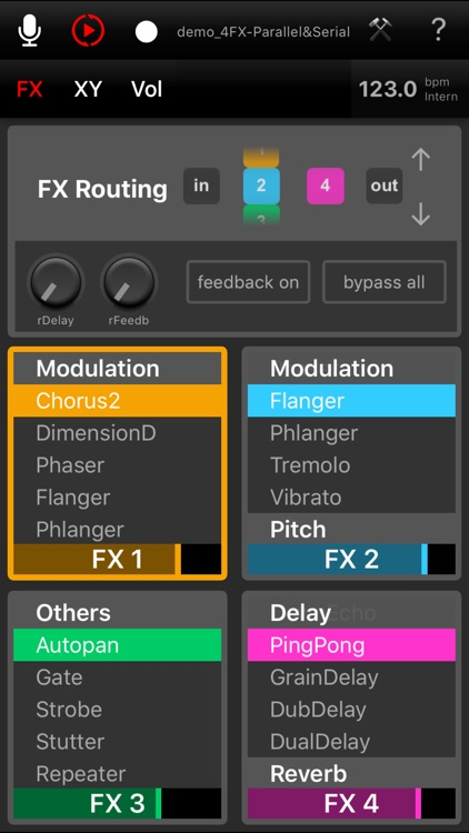 Elastic FX screenshot-0