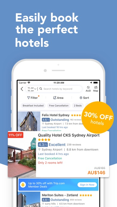 Download Trip.com - Flights & Hotels for Pc