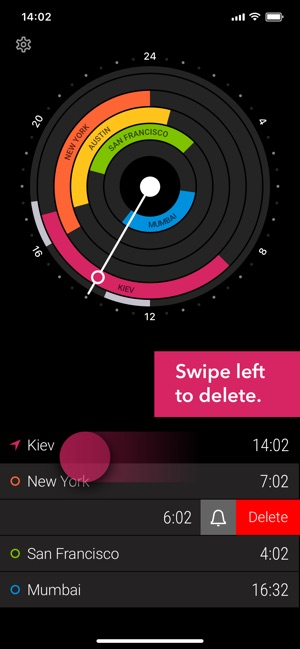 Best time zone converter App iphone Google play store