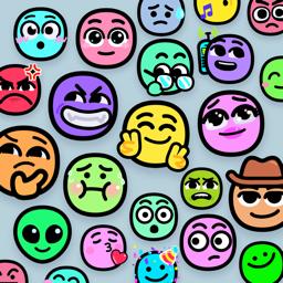 Ícone do app YoMoji!