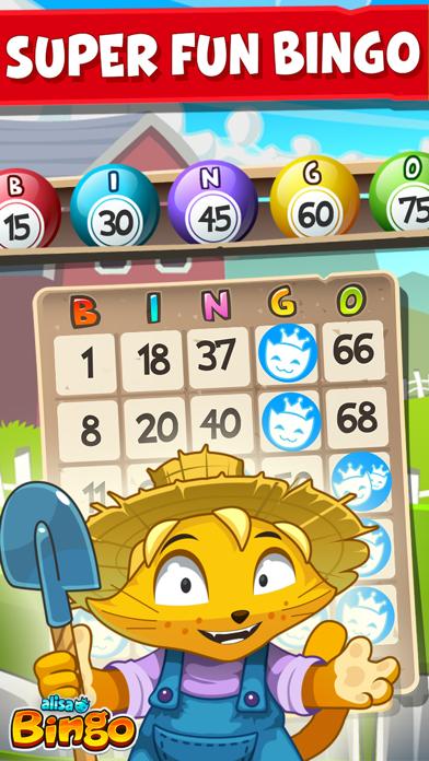 Alisa Bingo