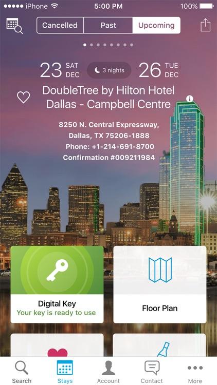 Hilton Honors: Book Hotels screenshot-3