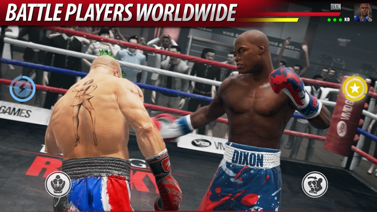 Real Boxing 2: ROCKY screenshot-4