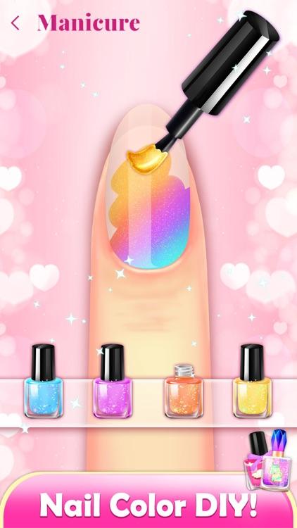 Nail Artist: Girl Salon Games screenshot-0