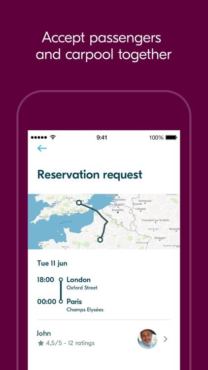 BlaBlaCar: Carpooling and Bus screenshot-5