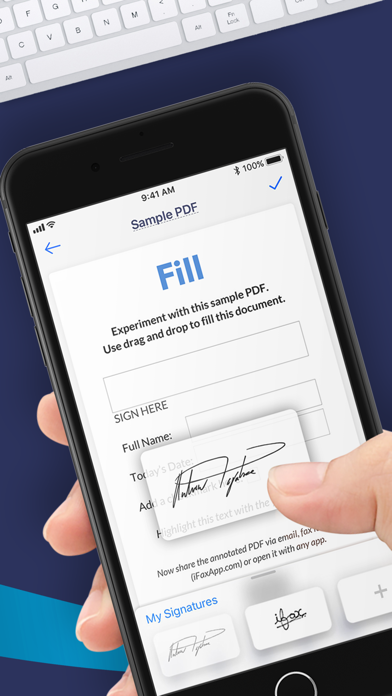 Fill: PDF Editor, Sign, Reader Screenshot