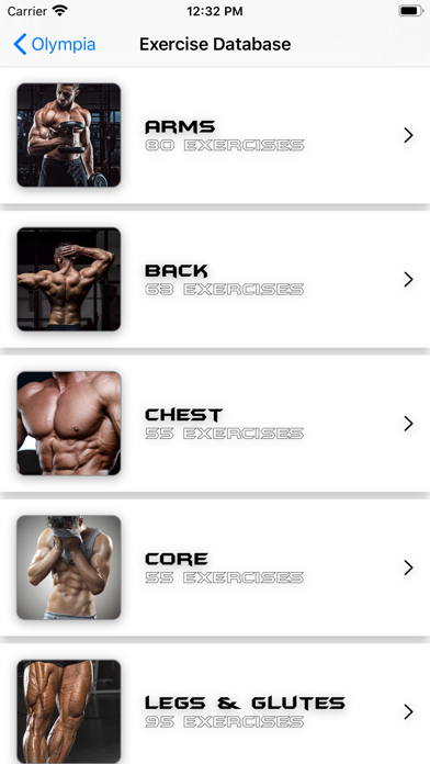 Olympia - Your Fitness Trainer