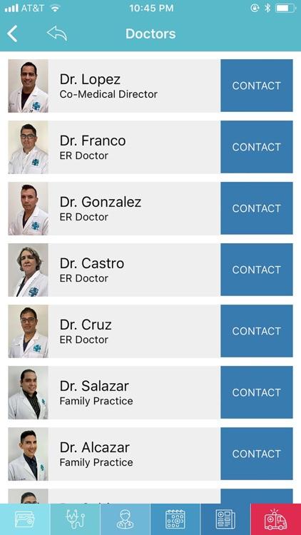 Punta Mita Hospital Connect screenshot-5