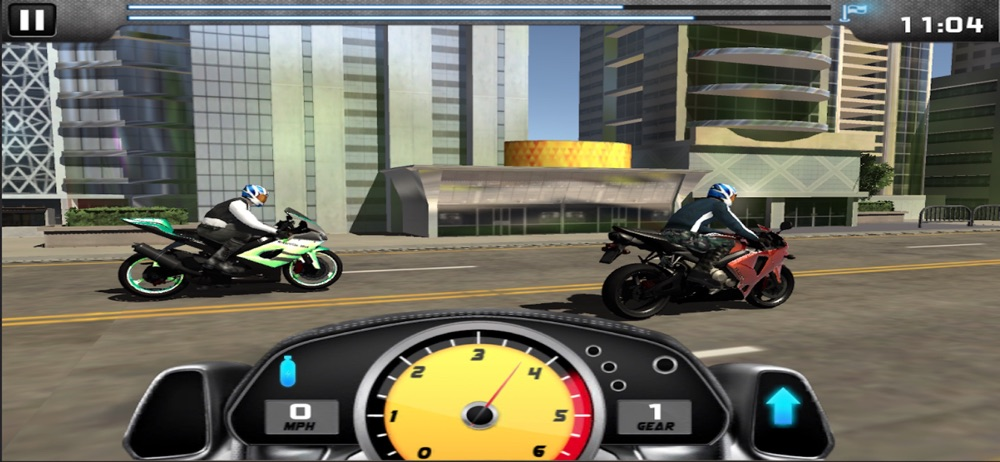 MotorBike Drag Racing Cheat Codes