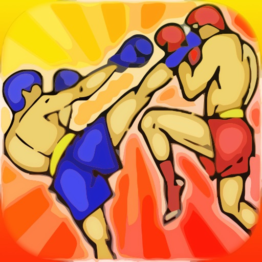 Retro Kick Boxing