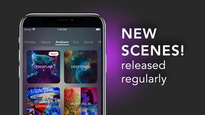 Screenshot #3 pour OnSwitch for Philips Hue/LIFX