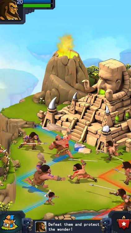 Brutal Age: Horde Invasion screenshot-7