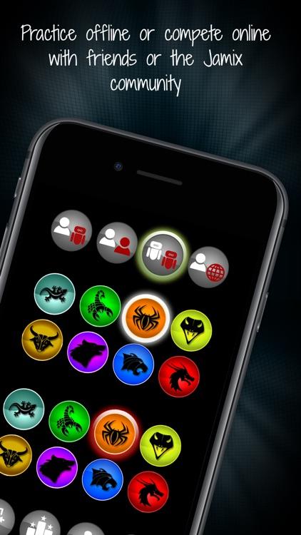 Jamix screenshot-4