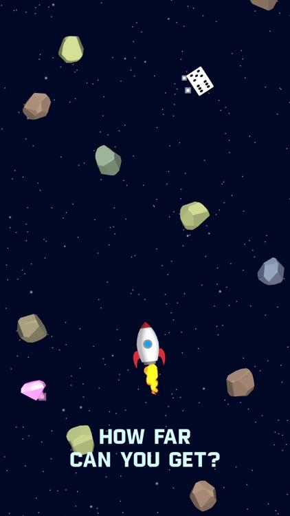 Tricky Rocket - Space Flight screenshot-0