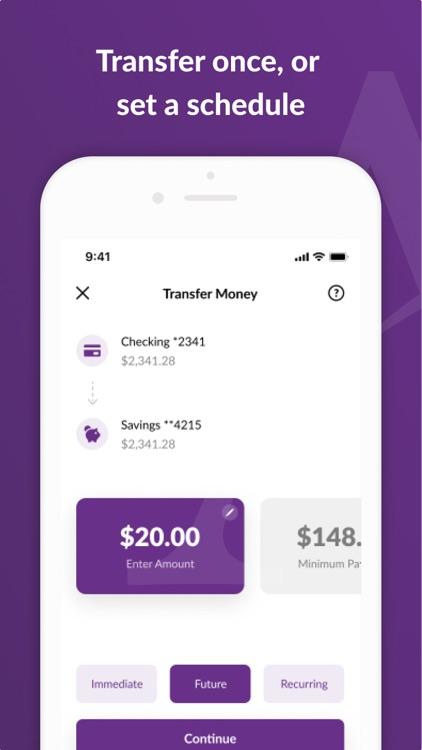 Affinity Plus Mobile Banking screenshot-5