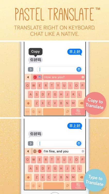 Pastel Keyboard - VIP Premium