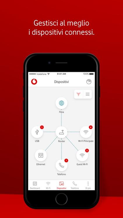 Vodafone Station App screenshot-3