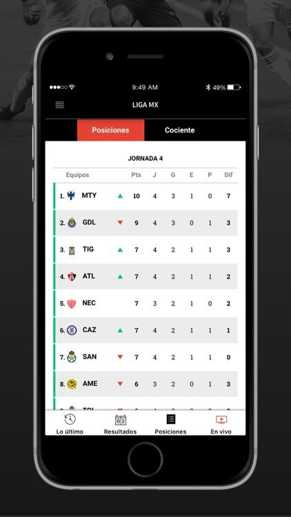 Univision Deportes screenshot-4