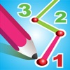 DotToDot numbers & letters - iPhoneアプリ